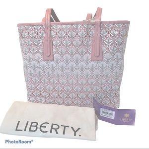 LIBERTY LONDON Iphis Cherry Blossom Marlboroug Bag